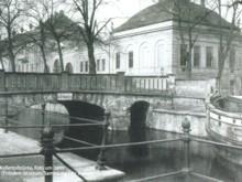 Historische Kanalmauer (Bereich Kellertorbrücke)